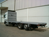 Plataformas camión
